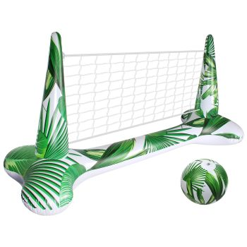 Volley Ball Net Printed w/ Ball