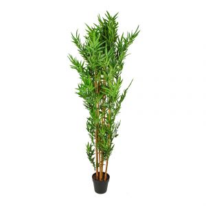 Artificial Bamboo Potted 185cm