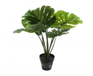 Artificial Potted Monstera Plant 60cm