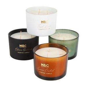 Dream Candle 11x5cm 4  Assorted Colours
